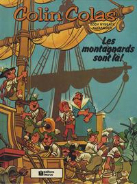 Cover Thumbnail for Colin Colas (Éditions Fleurus, 1979 series) #1 - Les montagnards sont là