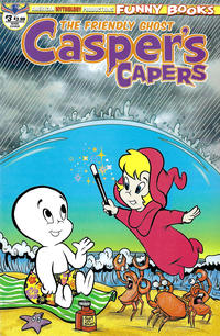 Cover Thumbnail for Casper's Capers (American Mythology Productions, 2018 series) #3