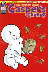 Cover Thumbnail for Casper's Capers (American Mythology Productions, 2018 series) #6