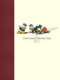 Cover Thumbnail for Carl Barks samlede verk (Hjemmet / Egmont, 2005 series) #15