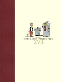Cover Thumbnail for Carl Barks samlede verk (Hjemmet / Egmont, 2005 series) #17