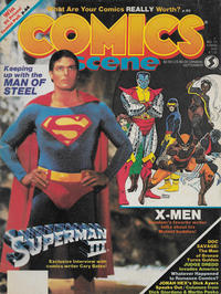 Cover Thumbnail for Comics Scene (Starlog Communications, 1982 series) #11
