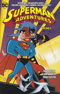 Cover Thumbnail for Superman Adventures (DC, 2015 series) #3