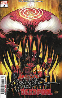 Cover Thumbnail for Absolute Carnage vs. Deadpool (Marvel, 2019 series) #2
