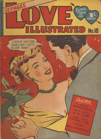 Cover Thumbnail for Love Illustrated (Magazine Management, 1952 series) #18