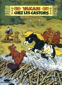 Cover Thumbnail for Yakari (Casterman, 1977 series) #3 - Yakari chez les castors