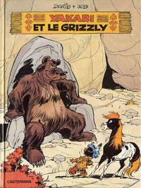 Cover Thumbnail for Yakari (Casterman, 1977 series) #5 - Yakari et le grizzly