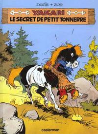 Cover Thumbnail for Yakari (Casterman, 1977 series) #6 - Le secret de Petit Tonnerre