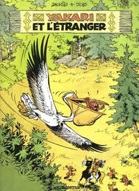 Cover Thumbnail for Yakari (Casterman, 1977 series) #7 - L'étranger