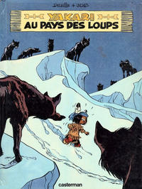 Cover Thumbnail for Yakari (Casterman, 1977 series) #8 - Au pays des loups