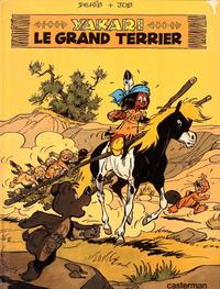 Cover Thumbnail for Yakari (Casterman, 1977 series) #10 - Le grand terrier