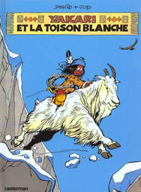 Cover Thumbnail for Yakari (Casterman, 1977 series) #11 - La toison blanche