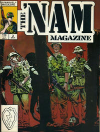 Cover Thumbnail for The 'Nam Magazine (Marvel, 1988 series) #3 [Direct]
