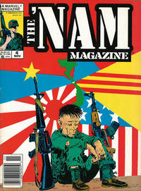 Cover Thumbnail for The 'Nam Magazine (Marvel, 1988 series) #4 [Newsstand]