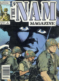 Cover Thumbnail for The 'Nam Magazine (Marvel, 1988 series) #9 [Newsstand]