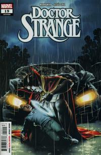 Cover Thumbnail for Doctor Strange (Marvel, 2018 series) #19