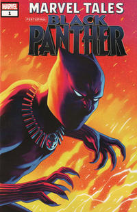 Cover Thumbnail for Marvel Tales: Black Panther (Marvel, 2019 series)