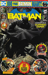 Cover Thumbnail for Batman Giant (DC, 2019 series) #1 [Mass Market Edition]