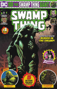 Cover Thumbnail for Swamp Thing Giant (DC, 2019 series) #1 [Mass Market Edition]