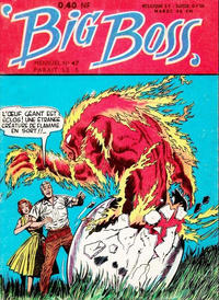 Cover Thumbnail for Big Boss (Arédit-Artima, 1960 series) #47