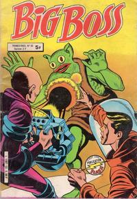 Cover Thumbnail for Big Boss (Arédit-Artima, 1970 series) #53