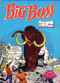 Cover Thumbnail for Big Boss (Arédit-Artima, 1970 series) #26