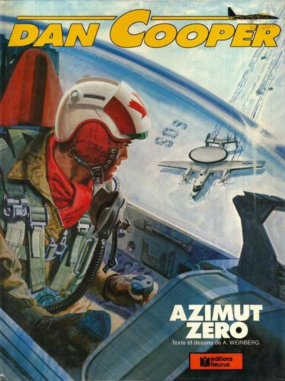 Cover for Dan Cooper (Éditions Fleurus, 1979 series) #24 - Azimuth Zéro