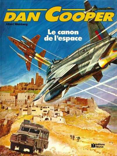 Cover for Dan Cooper (Éditions Fleurus, 1979 series) #25