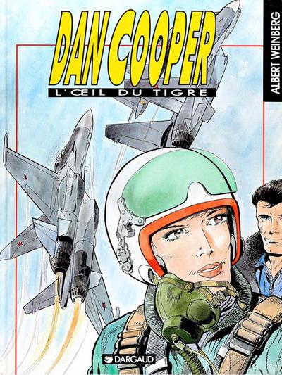Cover for Dan Cooper (Dargaud, 1989 series) #41