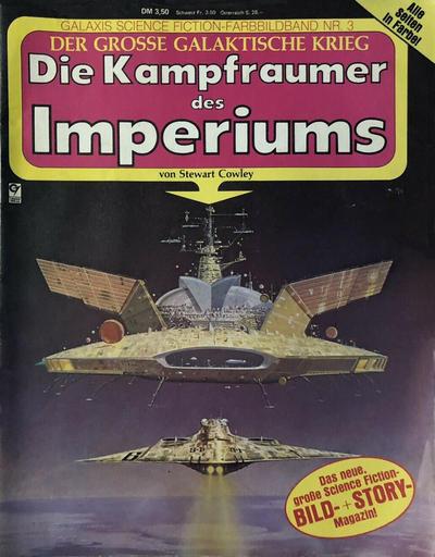 Cover for Der große galaktische Krieg (Condor, 1982 ? series) #3