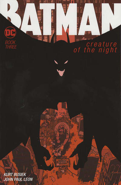 Cover for Batman: Creature of the Night (DC, 2018 series) #3