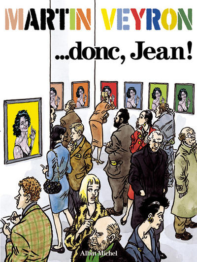 Cover for ... donc, Jean. (Albin Michel, 1990 series)