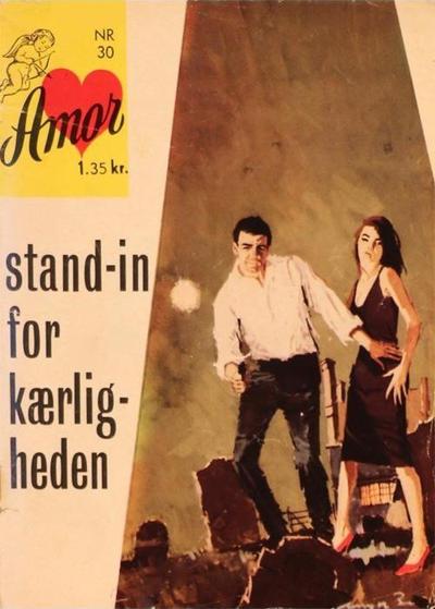 Cover for Amor (Interpresse, 1964 series) #30