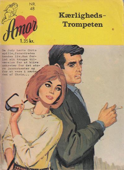 Cover for Amor (Interpresse, 1964 series) #48