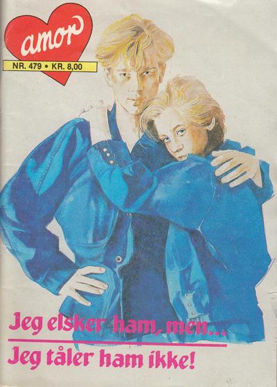 Cover for Amor (Interpresse, 1964 series) #479
