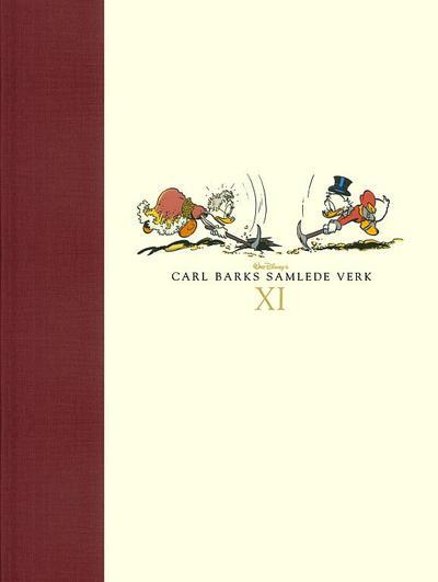 Cover for Carl Barks samlede verk (Hjemmet / Egmont, 2005 series) #11