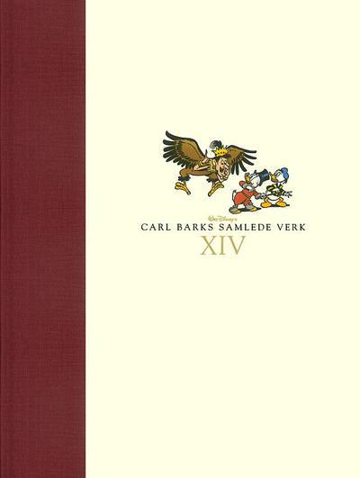 Cover for Carl Barks samlede verk (Hjemmet / Egmont, 2005 series) #14