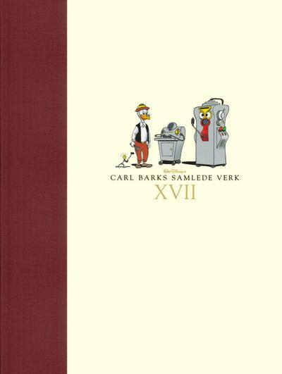 Cover for Carl Barks samlede verk (Hjemmet / Egmont, 2005 series) #17
