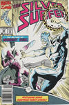 Cover Thumbnail for Silver Surfer (1987 series) #60 [Newsstand]