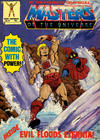 Cover for Masters of the Universe (Egmont UK, 1986 series) #54