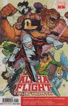 Cover Thumbnail for Alpha Flight: True North (2019 series) #1 [Nick Bradshaw & Federico Blee]