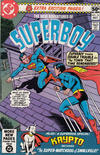 Cover for The New Adventures of Superboy (DC, 1980 series) #10 [Direct]