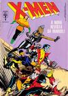 Cover for X-Men (Editora Abril, 1988 series) #1