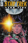 Cover for Star Trek: Year Five (IDW, 2019 series) #6 [Regular Cover]