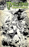 Cover Thumbnail for Pellucidar: Wings of Death (2019 series) #1 [Limited Edition Sketch Cover]