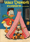 "Cover for Walt Disney's Comics and Stories (Dell, 1940 series) #v15#2 (170) [Price on Cover; ""Productions"" Text]"