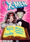 Cover for X-Men (Editora Abril, 1988 series) #3