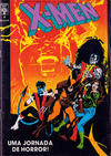 Cover for X-Men (Editora Abril, 1988 series) #4