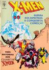 Cover for X-Men (Editora Abril, 1988 series) #5