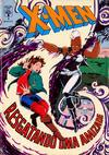 Cover for X-Men (Editora Abril, 1988 series) #6